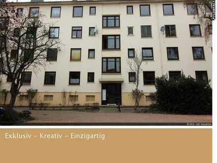 Exklusive Lage - 3-Zimmer-Wohnung in Bremen/Fesenfeld - keine Maklerprovision