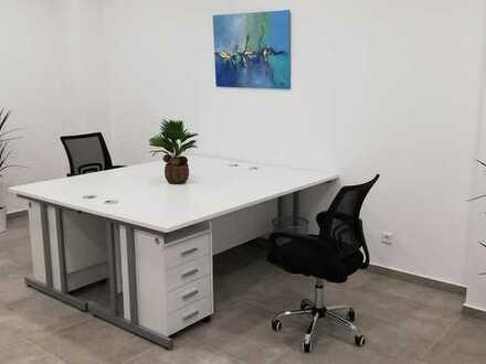 Büro oder Praxis - voll möbliert - Küche - Bad - Alles NEU 2019 -Garten +Terrasse