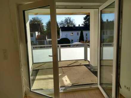 Erstbezug: ansprechende 2-Zimmer-Wohnung mit Einbauküche und Balkon in Perlach, München