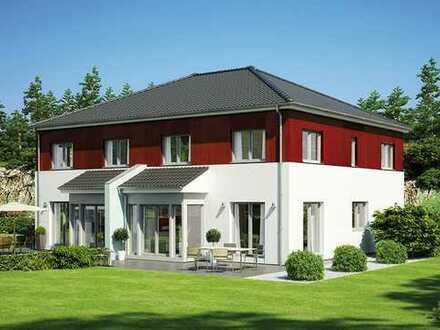 Moderne Doppelhaushälfte mit freier Planung ,in guter Lage !!