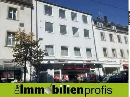 Zentral gelegene 3-Zimmer-Wohnung in der Ludwigstraße in Hof/Saale
