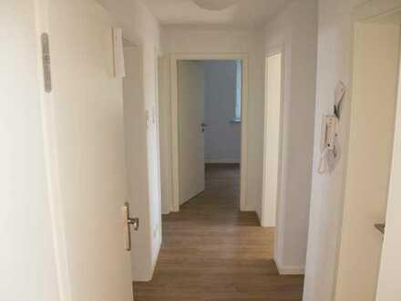 Sanierte 3-Zi-Wohnung, KFW 55 Standard, Belüftungsanlage u. Balkon