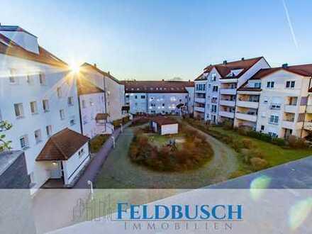 Familienwohnung mit Ausblick - 4,5 Zimmer Wohnung in Neumarkt