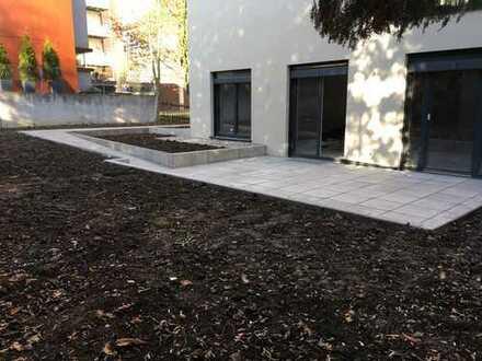 Exquisite Gartenwohnung Bismarckviertel Erstbezug