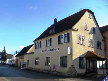 HoGi ® PROVISIONSFREI - Haigerloch Traditionsgasthof zum Waldhorn in Hart zu verpachten