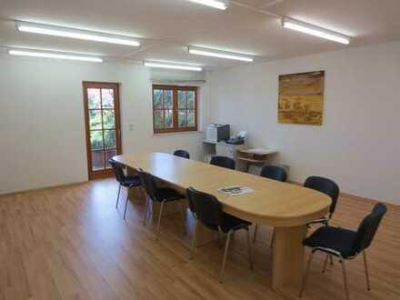Arbeiten im Grünen - Schöne Büroräume in Alzenau OT zu vermieten