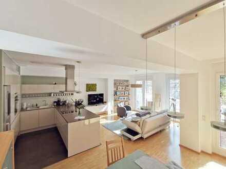 Stilvolle, neuwertige 3-Zimmer-Wohnung mit Balkon und Einbauküche in Nürnberg Johannis