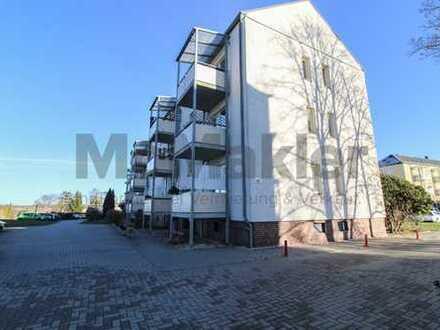 Sicher vermietete Kapitalanlage: Attraktive 3-Zi.-ETW mit Balkon nahe des Chemnitzer Stadtzentrums