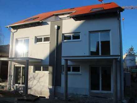 Erstbezug mit Terrasse: stilvolle 2-Zimmer-Wohnung in Hallstadt