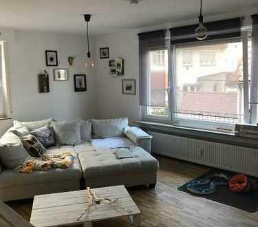 3 Zimmer Wohnung mit großer Terrasse