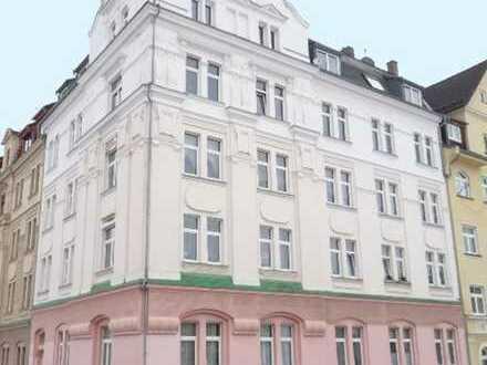 ++ 2-Raum-Wohnung in der Ost mit Einbauküche und Dusche ++