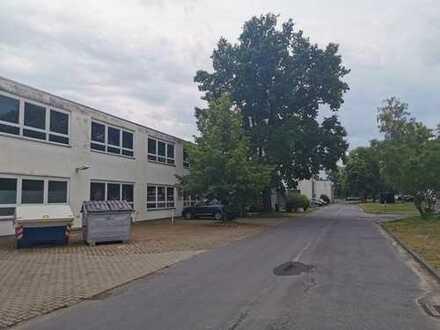 Beste Anbindung - Bürofläche im Gewebepark Steinriedendamm