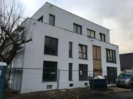 Penthouse-Neubau in Köln-Weidenpesch
