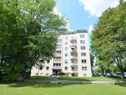 **Stilvoll, wertig und modern: Citywohnung in attraktiver Lage am Bahnhof Hochzoll*