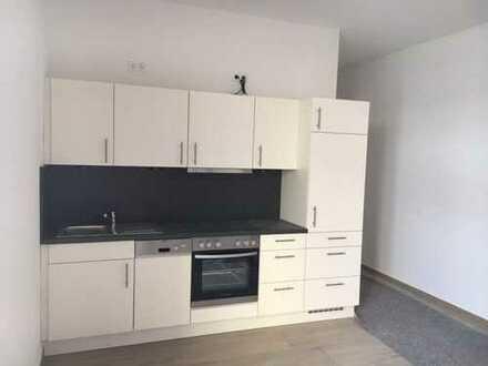 Moderne neu sanierte 1-R-Wohnung mitten im Zentrum