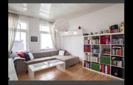 55 m², 2 Zimmer voll möbliert, TOP LAGE Lister Meile