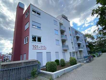 Zentral gelegene 1- Zimmer Wohnung in Mannheim - Vogelstang