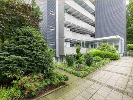 Gutgelegene Erdgeschosswohnung in Essen-Frillendorf