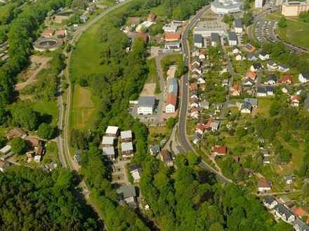Gewerbegebiet Langshüttenweg - zurzeit alle Flächen reserviert