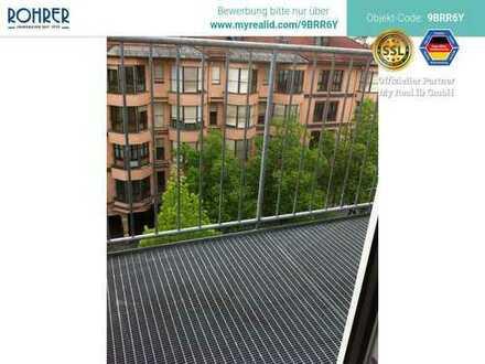 München-Milbertshofen - Blick über Münchens Dächer 3-Zimmer-Whg. m. Balkon
