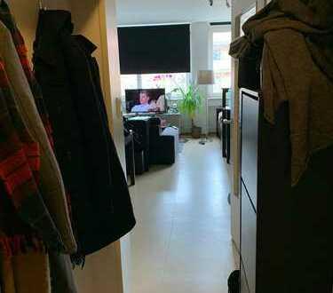 Attraktive 1-Zimmer-Wohnung mit Einbauküche in Würzburg