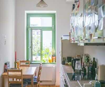 Kleines aber feines WG-Zimmer in Connewitz