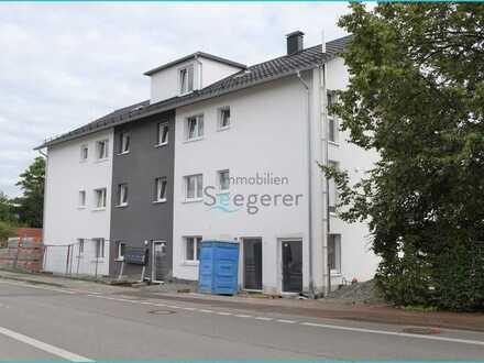 Immobilien Seegerer: Attraktives Paket /  Neubau: Zwei 2-Zi-DG-Wohnungen mit Lift in zentraler Lage