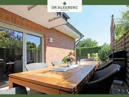 Helle und gepflegte 2-Zimmer-Wohnung mit Garten in Münster-Mecklenbeck