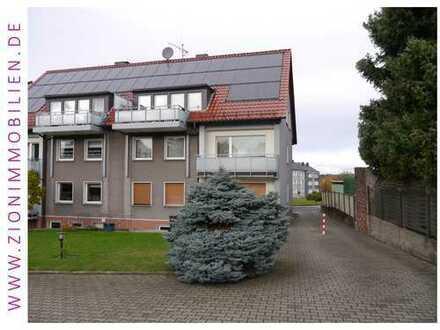 Barrierearme Wohnung mit Balkon in einem gepflegtem Haus...