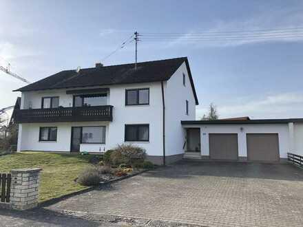 Gepflegte Erdgeschosswohnung in Hohenwart zu vermieten!