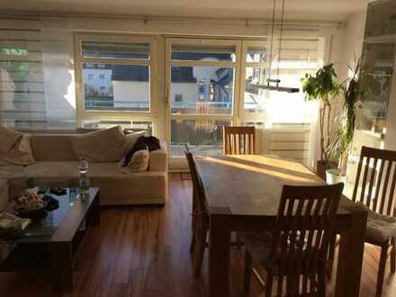 Sonnenverwöhnte 3,5-Zimmer-Wohnung zum Kauf in Günzburg