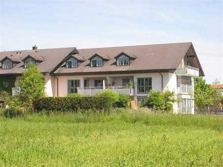 Sonnige 2-Zimmer-Dachgeschoss-Wohnung in Grünwald