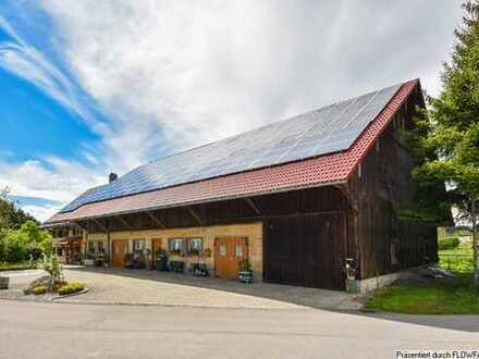 Traumhaftes Anwesen für Naturliebhaber nähe Wangen im Allgäu!