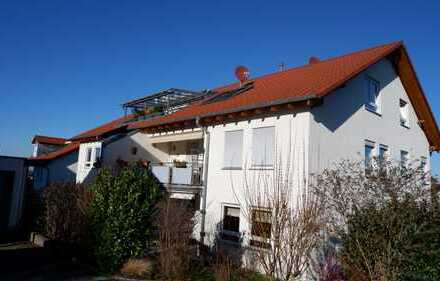 Wie neu! Tolle 4-5-Zimmer-Dachgeschoss-Wohnung