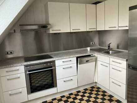 Gepflegte 3-Raum-Wohnung mit Einbauküche in Essen—-