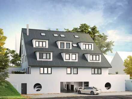 3 ZKB Neubau Gartenwohnung mit Terrasse in ruhiger Lage von Biburg