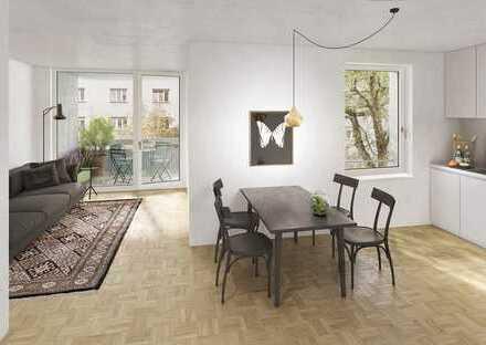 Schöne 2 Zimmer Wohnung in Bogenhausen *Erstbezug*