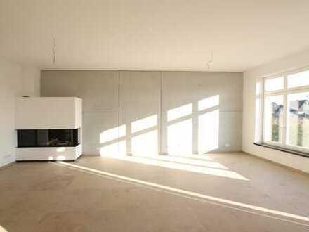 Neubau mit Charme, 3-Zi.-Erdgeschoß-Whg. mit großer Terrasse