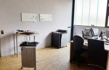 #Traitteur - 2 Büroräume ideal als Handwerkerbüro + optional Lagerfläche 75 m²