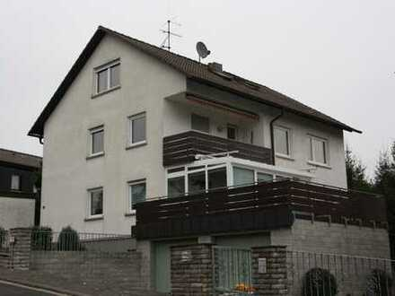 möblierte 1-Zimmer-Dachgeschosswohnung zur Miete in Goldbach an Wochenendheimfahrer/in.NR.