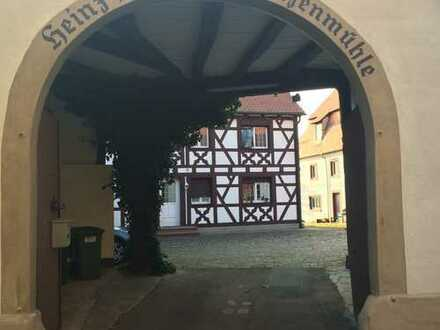 ***Historische Villa in der Mühlen - Residenz von Eggenstein