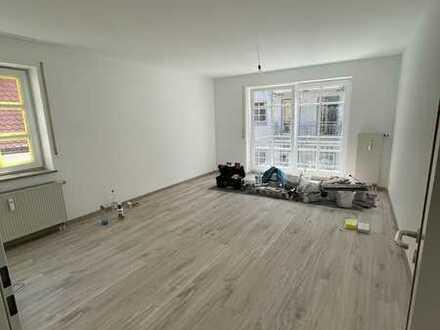 Renovierte 2-Zimmer-Wohnung mit Balkon in Memmingen-Zentrum
