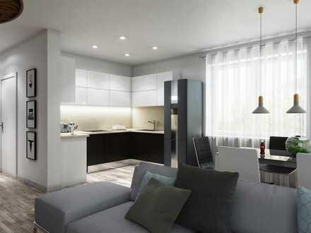 2-Zimmer, 48m², Perfekt wohnen in der Top Lage