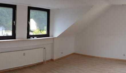 Gepflegte DG-Wohnung mit zwei Zimmern und EBK in Schwabach