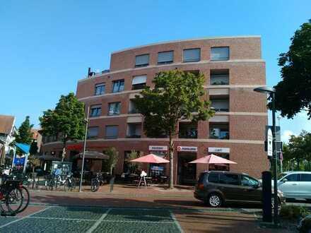 schöne 2-Zimmer-Wohnung mit Balkon in zentraler Lage