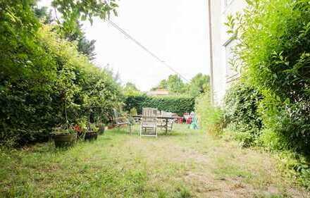 Großzügige & Zentrumsnahe 4-Zimmer-ETW mit eigenem Gartenanteil zu verkaufen!