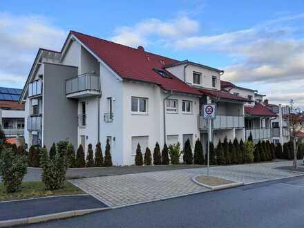 3-Zimmer-Wohnung in grüner Ortsrandlage von Uhingen