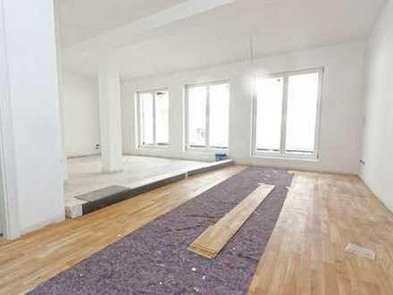 Erstbezug: Helles Studio-Apartment mit großer Terrasse in Bestlage von Potsdam nahe Schlosspark Sans