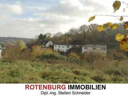 50 € / m² - Baugrundstück 1.936 m² stadtnah in Rotenburg