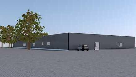 Moderne Hallenflächen nördlich von Braunschweig zu vermieten ! Für versch. Branchen geeignet.